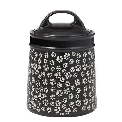 Davis & Waddell Dinner Pet Treat Canister