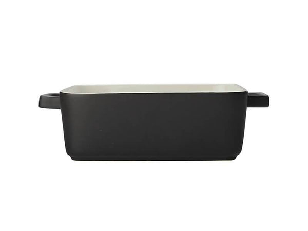 Maxwell & Williams Epicurious Square Baker 24x8cm - Black