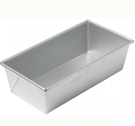 Chicago Metallic Loaf Pan Uncoated 680ml