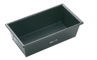 Mastercraft Heavy Base Box Sided Loaf Pan 21X11cm
