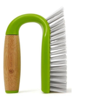 Full Circle All-Purpose Scrub Brush Green