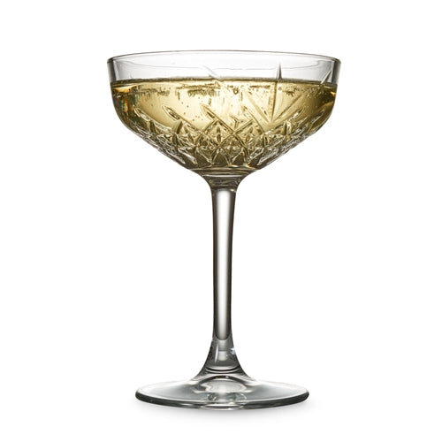 Salt&Pepper Winston Champagne Glass 270ml Set of 4
