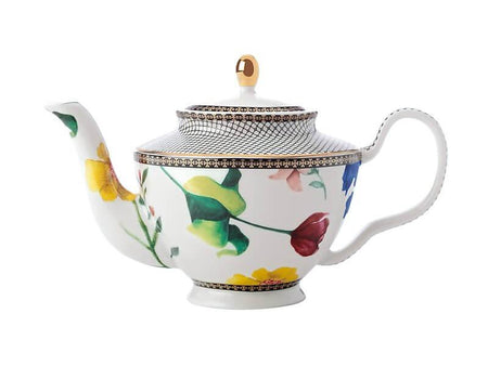 Maxwell & Williams Teas & C's Contessa Teapot with Infuser 500ml - White