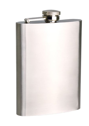 Hip Flask Stailless Steel 236ml
