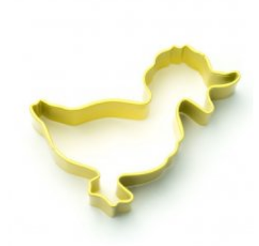 Cookie Cutter - Duck Yellow