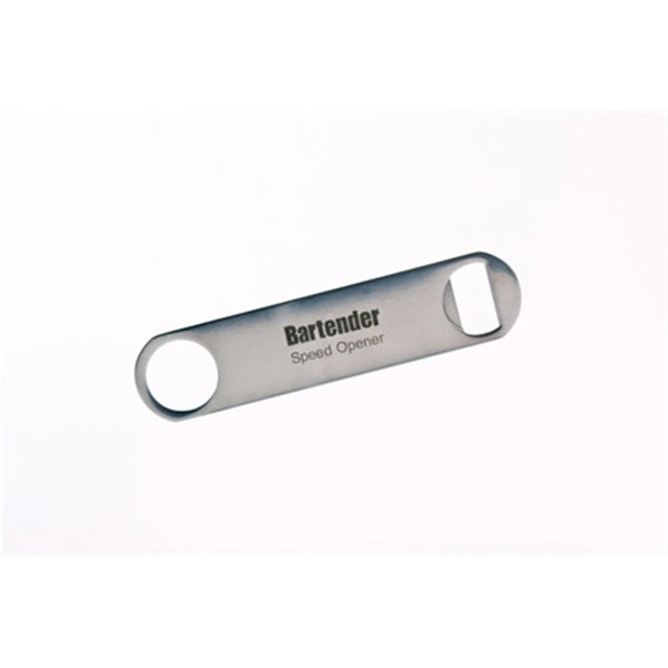 Bartender Stainless Steel Speed Opener