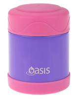 Oasis Kid's Stainless Steel Insulated Food Flask 300ml