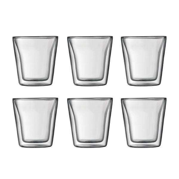 Bodum Canteen Set of 6 - 0.1L