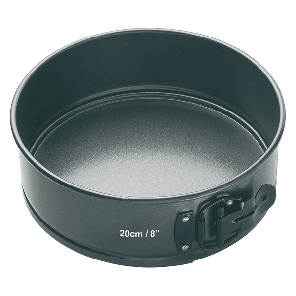 Mastercraft Heavy Base Springform Round Cake Pan 20cm