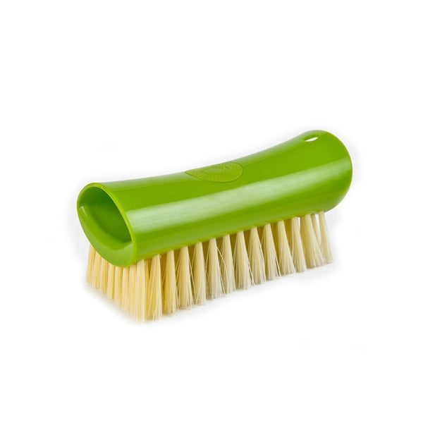 Full Circle Lean And Mean Scrub Brush Green