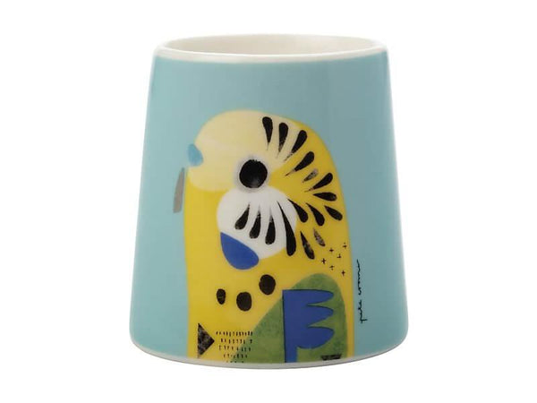 Maxwell & Williams Pete Cromer Egg Cup Budgerigar