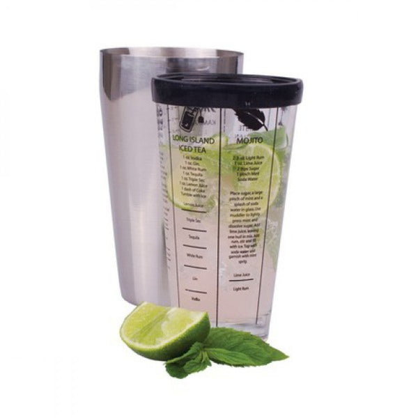 Boston Cocktail Shaker 750ml