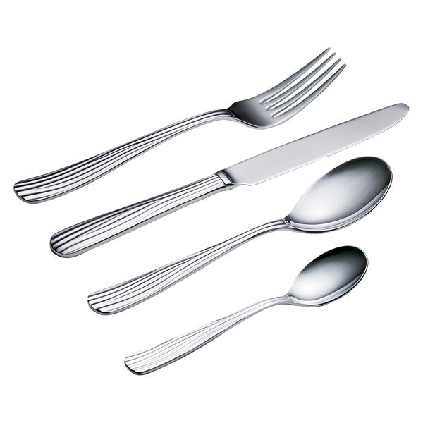Salt & Pepper Berlin 24 Piece Cutlery Set