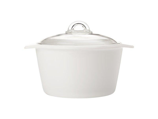 Maxwell & Williams Vitromax Round Casserole 5L
