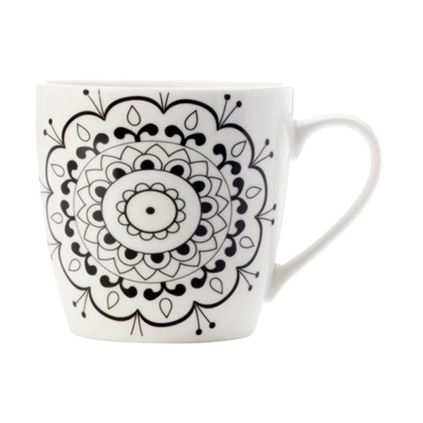 Maxwell & Williams Mindfulness Mandala Mug 470ml