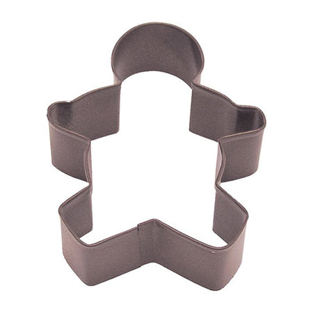 Cookie Cutter - Boy 9cm - Brown