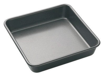 Mastercraft Heavy Base Square Bake Pan 23x23x4.5cm