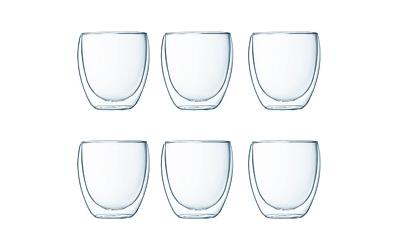 Bodum Pavina 6 Piece Double Wall Extra Small