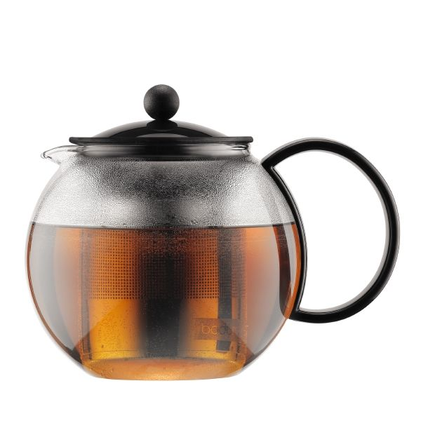 Bodum Assam Tea Press S/S Filter 1L