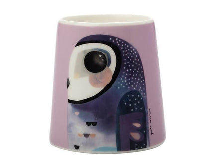 Maxwell & Williams Pete Cromer Egg Cup Owl