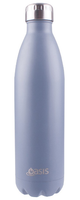 Oasis Stainless Steel Double Wall Insulated Drink Bottle - Matte Grey