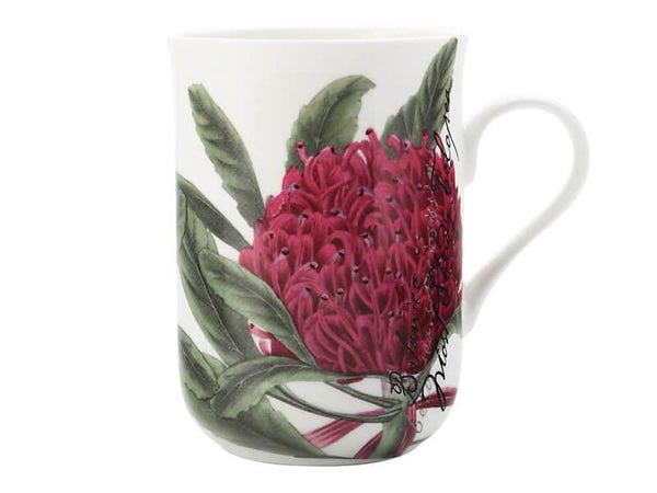 Maxwell & Williams Royal Botanic Garden - Botanic Mug Telopea 300ml