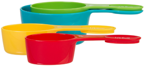 Progressive Measuring Cups Set of 4
