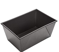 MasterPro Non Stick Box Sided Loaf Pan 25X17cm