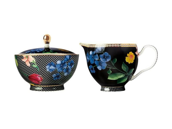 Maxwell & Williams Teas & C's Contessa Sugar & Creamer Set