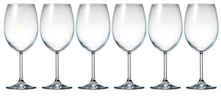 Fourwalls Signature Red Wine Glass 440ml - Set of 6
