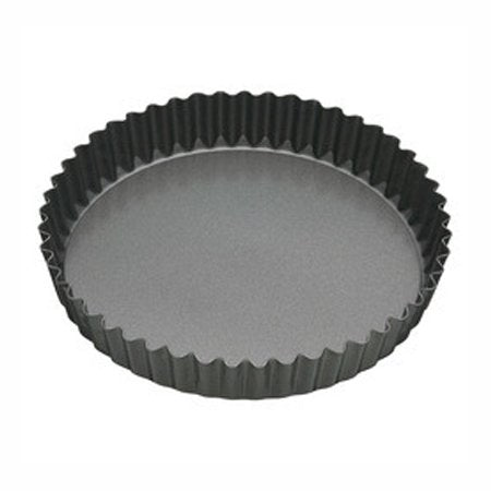 Mastercraft Heavy Base Loose Base Round Flan/Quiche Pan 30x3.5cm