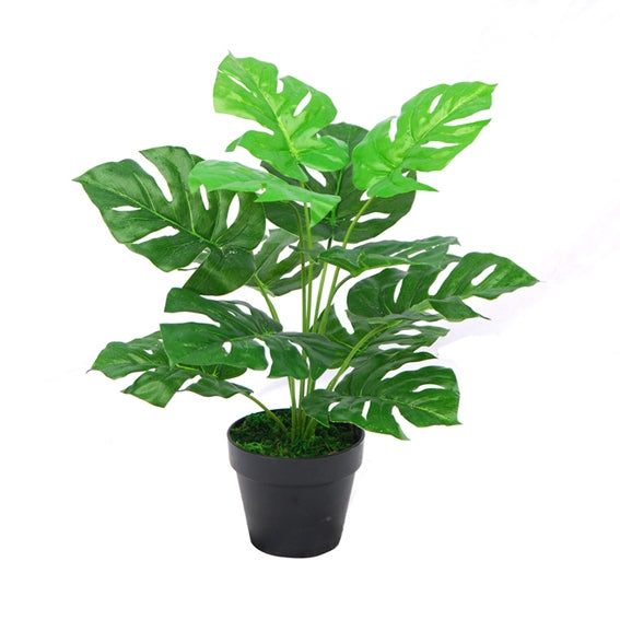 Artificial Monstera Plant