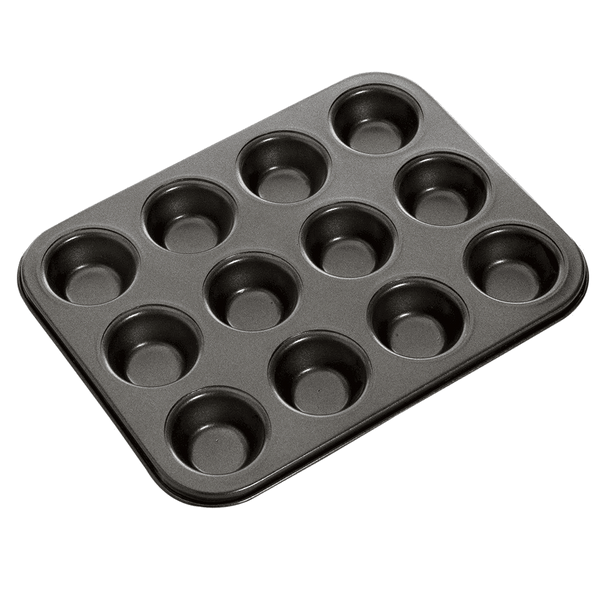 MasterPro Non Stick 12 Cup Muffin Pan