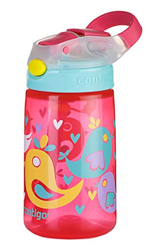"Contigo Gizmo Flip ""Autospout"" Bottle - 420ml Birds"