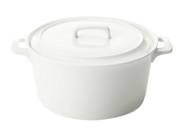 Maxwell & Williams Chef Du Monde Round Casserole 1.1Lt