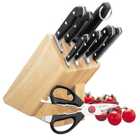 Mundial Bonza 9pc Knife Block