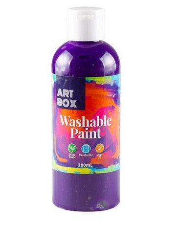 Washable Paint - Lavender - 200ml