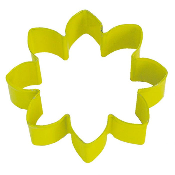 Cookie Cutter - Daisy 9cm - Yellow