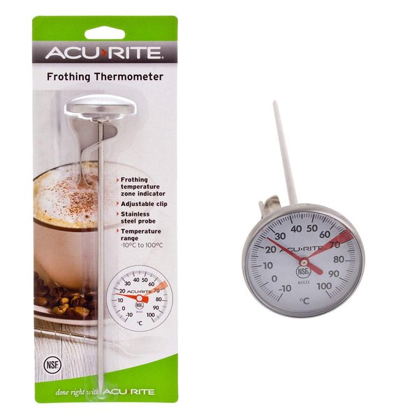 Acurite Large Frothing Thermometer - 4cm Dial