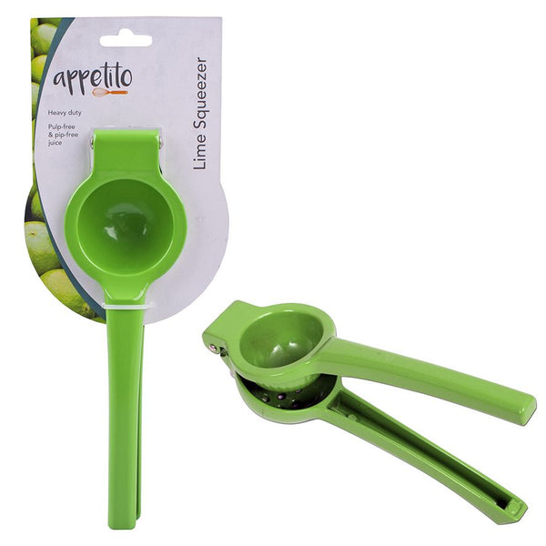 Appetito Lime Squeezer - Green