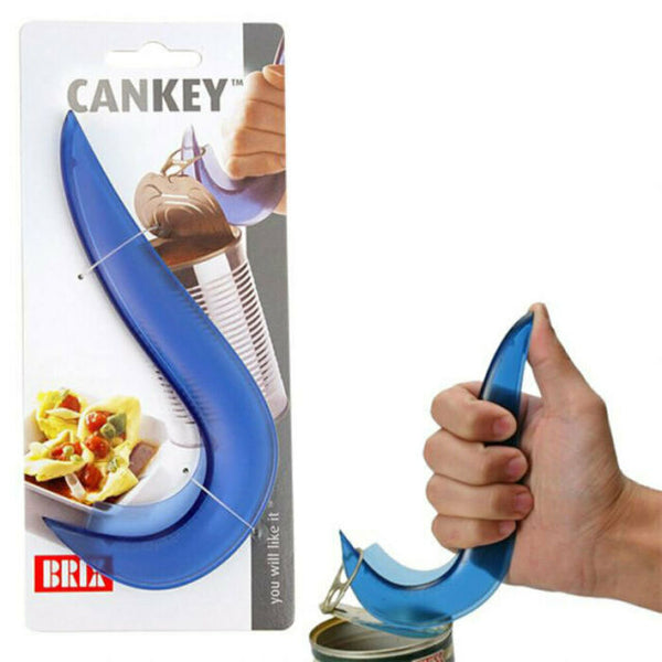 Canky Frost Ring-Pull Can Opener - Frost Blue