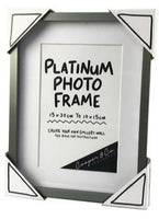 "Cooper & Co Pewter Metal Frame 10x15cm-15x20cm/4x6""-6x8"""