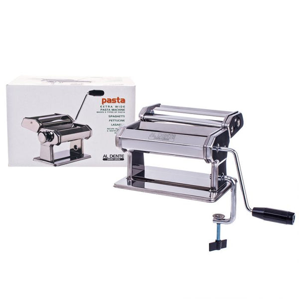Al Dente Pasta Machine (Extra Wide) 180mm