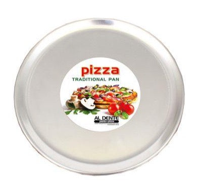 "Al Dente Aluminium Pizza Pan 12""/30cm X 1mm"
