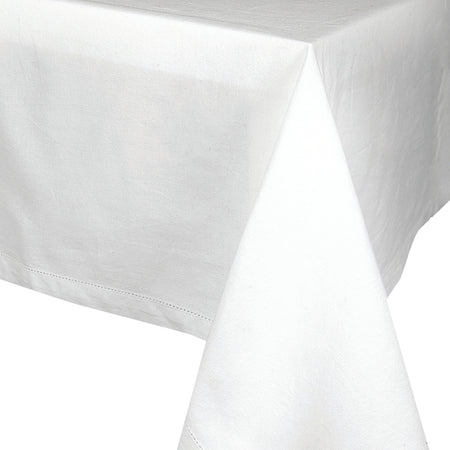 Madras Link Jetty White Tablecloth 150 X 230 cm