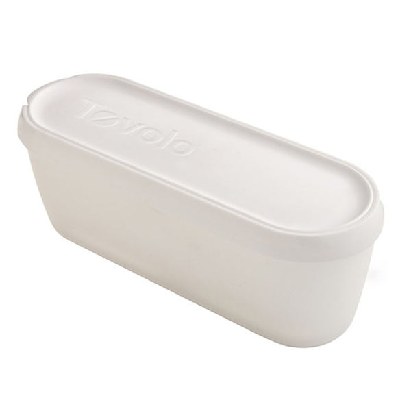 Tovolo Glide-A-Scoop Ice Cream Tub 1.4L - White