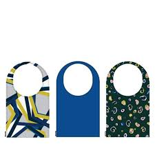 Salt & Pepper Ethos Reusable Bag Assorted 3 Designs 40x70cm