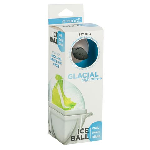 Prepara Ice Ball 3 pack set