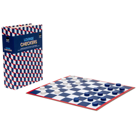 Salt & Pepper Play Library Checkers