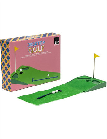 Salt & Pepper Play Desktop Games - Golf